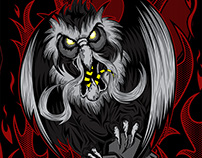 The Great Owl (Secret of Nimh)