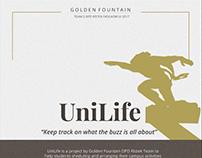 UniLife User Research & Persona