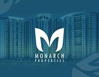 Monarch Properties | Flyer Design