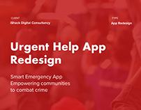 Urgent Help App