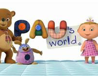 Pau's World -Tv serial