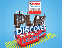 Kinder Chocolate Factory Launch at Kidzania Dubai