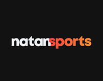 Natan Sports   Branding