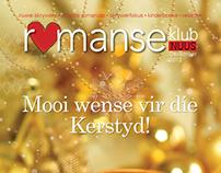 LAPA Romanse Nuusbrief- Desember 2013
