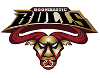 Cricket team logo - Boombastic Bulls