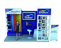 dulux booth