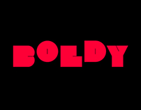 "Free ""BOLDY"" Font"