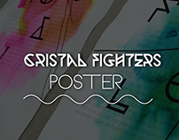 Lyrics Posters for Crystal Fighters