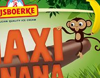 Ijsboerke Maxi Banana