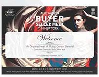 International Designs for Buyer Seller Meets