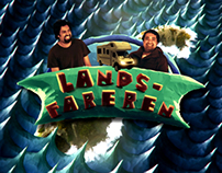 Landsfareren Intro sequence + making of video