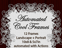 Automated Cool PSD Frames