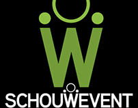 Schouw Event logo design