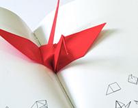 Pop Up Origami Book