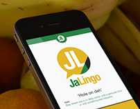 JaLingo IOS App Branding