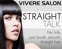 Layouts for Vivere Salon
