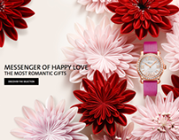 Chopard Valentine's Day - Digital Campaign