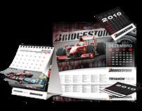 Calendário2010 Bridgestone