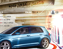Golf 7 - Driving with pleasure