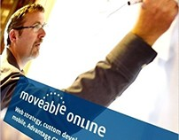 Moveable Online Website and Promotional Materials