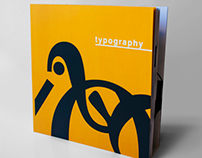 Typography Exploration Book
