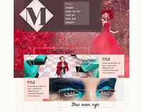 MATCH TREND - Fashion service concept