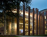 Rettner Hall at the University of Rochester