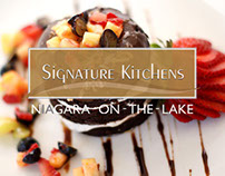 Signature Kitchens of Niagara-on-the-Lake
