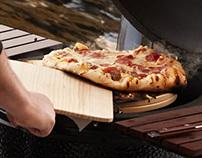 Kamado Joe Grill Pizza