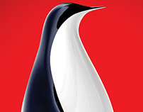 PONTO FRIO 3D Logotype