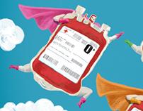 Ilustraciones Cruz Roja