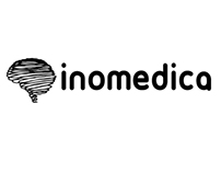 Inomedica   Branding for a medical research NGO