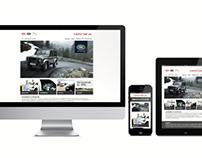 Website - Motor Sør