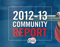 LA Clippers Community Report