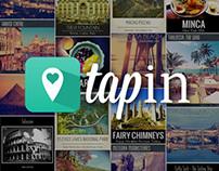 TapIn iOS App (Flat)