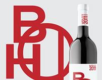 Bohema wine, labels and catalog