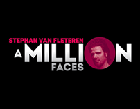 A Million Faces - Exhibition