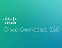Cisco Connected 360 iPad App