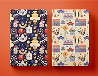 Patterns Collection for Gabo + Mateo Designs