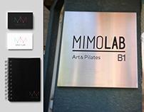 MiMoLab Pilates Space Identity Brand eXperience