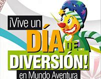 Community Manager - Promoción Pasaportes Mundo Aventura