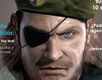 Big Boss Mesh Illustrator