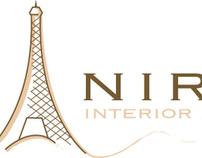 Nirahlee Interior Design Logo