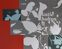 Katie Holten Poster