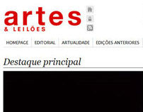 Artes & Leilões