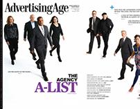 Ad Age 2/3/2014 print gatefold cover