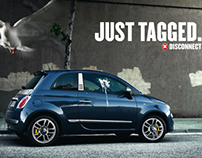 CAMPAIGN: FIAT 500 BY DIESEL