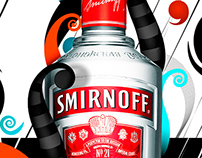 The Night Divides The Day - Smirnoff