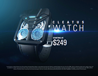 Cleatus Watch
