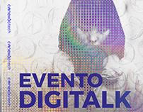 Evento Digitalk - Conexão Tech